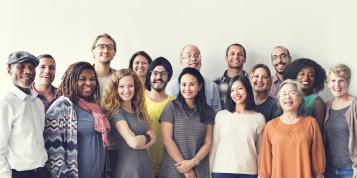 Diversity People Group Team Union Concept-1
